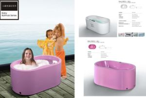Hot Child Tub Home Used Baby Bathtub pictures & photos
