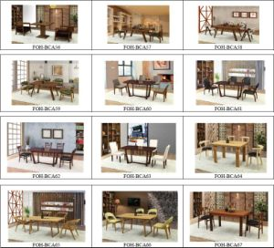 High End French a La Carte Restaurant Furniture for Sale pictures & photos