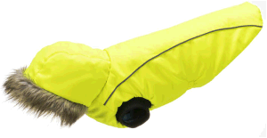 Dog Winter Outdoor Polyester Jacket with Hood pictures & photos