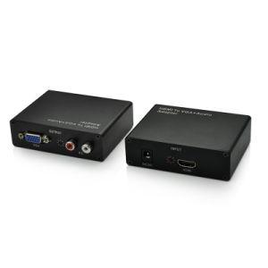 HDMI to VGA Converter pictures & photos