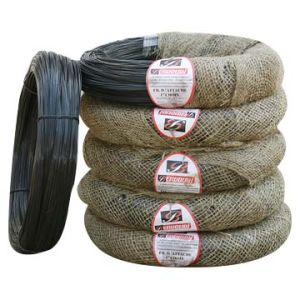 Black Iron Annealing Wire pictures & photos