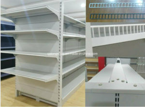 Upscale Ce Supermarket Furniture Metal Display Shelf with Competitive Price pictures & photos