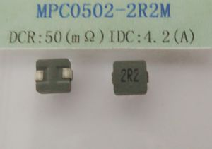 Molding Power Inductor 4.7uh, IDC=4.2A, Dcr=0.05ohm, Size: 5.5*4.7*2.0mm pictures & photos