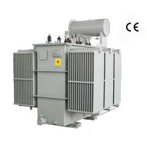 Three Phase D/Yn11 Oil Immersed Rectifier Transformer (ZPS-630/10)