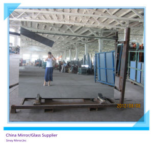 2mm to 6mm Clear Aluminium Mirror Glass, Clear Aluminum Mirror, Double Coated on Clear Float Glass pictures & photos