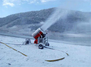Good Performance Automatic Snow Maker Blower pictures & photos