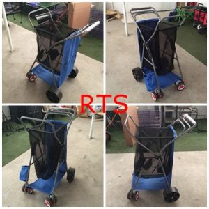 Folding Fishing Trolley pictures & photos