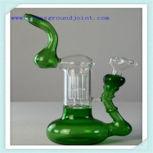 Colorful Smoking Glass Water Pipe