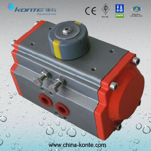 Pneumatic Rotary Actuator with CE Certificate pictures & photos