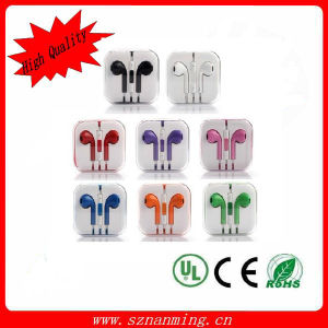 2015 Hot New Products Colorful Earphone for iPhone5 pictures & photos