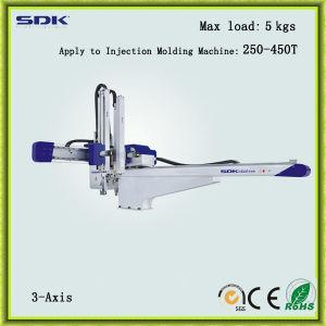 3 Axis Medium Full Servo Horizontal Cross-Traveling Industrial Robot (EDII-1000+S3)