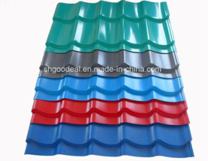 Galvanized Corrugated Zinc Roofing Sheet pictures & photos