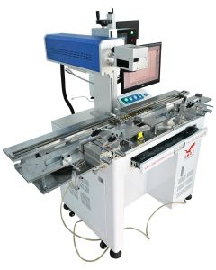 New Design 30W CO2 Laser Machine for Marking Eggs / Date pictures & photos