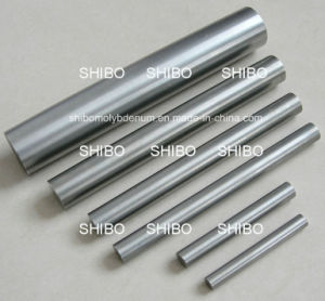 99.97% Pure Ground Molybdenum Rods for Vacuum Furnace pictures & photos