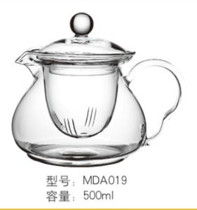 Kitchenware / Glass Appliance / Cookware / Glass Tea Pot pictures & photos