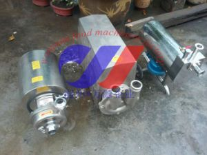 Food Grade Stainless Steel Centrifugal Pump pictures & photos