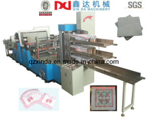 High Yield Dinner Napkin Tissue Making Machine pictures & photos