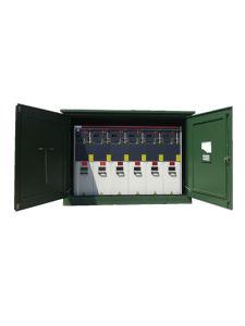 Switchgear, Gas Insulated Switchgear (GIS)