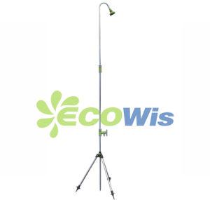 Multipurpose Portable Telescopic Garden Shower with Tripod Base pictures & photos