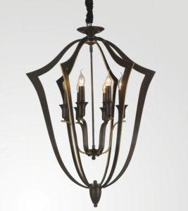 Newest Retro Wrought Iron Metal Pendant Lamp pictures & photos