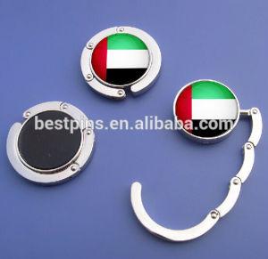 UAE Handbag Hanger Custom Foldable Handbag Hook with pictures & photos