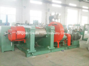 Hot Sale Xkp-560 Rubber Cracker Mill /Rubber Crusher Mill with High Capacity and Effective pictures & photos