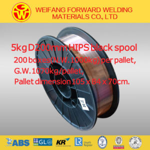 Factory Er70s-6 A5.18 Solder Welding Wire pictures & photos