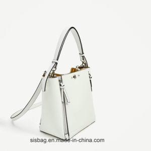 High Quality Zip Tote Bag Large Shopper Lady Handbag pictures & photos