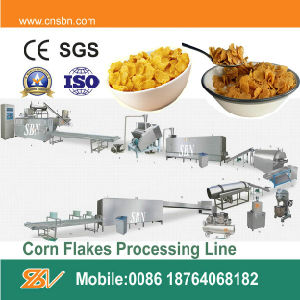 Corn Flakes Processing Machinery pictures & photos