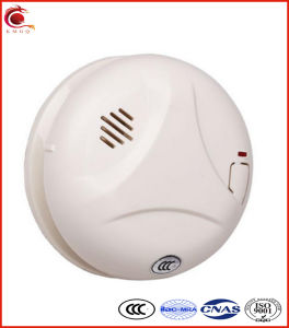 Independent Type Wireless Home Security Photoelectric Smoke Detector pictures & photos
