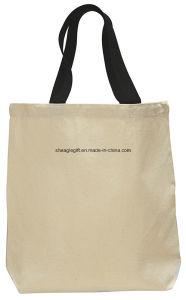 Fashionable Cotton Canvas Shoulder Bag Wholesale pictures & photos