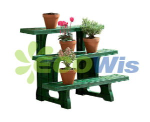 Garden 3-Tier Etagere Potted Plant Display Stand (HT5602B) pictures & photos