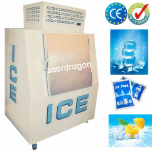 Bagged Ice Storage Freezer for Outdoor Ice Merchandising pictures & photos