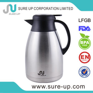 FDA Approved Durable Double Wall Stainless Steel Water Jug (JSCD-A) pictures & photos