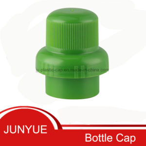 Liquid Soap Plastic Material Screw Cap pictures & photos