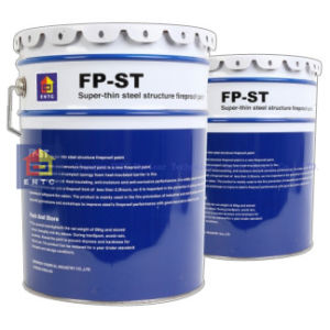 Indoor Ultra-Thin Steel Structure Fireproof Coating Ncb (FP-ST)