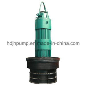 High Quality Submersible Axial Flow Pump with Planetary Gear Reducer pictures & photos