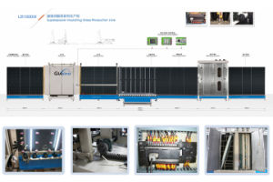 Insulating Glass Processing Line for Super Spacer pictures & photos