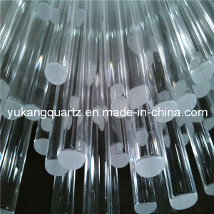 Vitreous Silica/Quartz Glass Rod pictures & photos