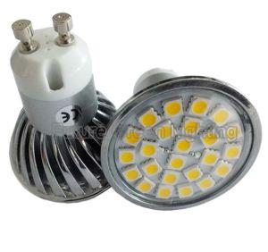 LED Spotlight Bulb 4.5W GU10/MR16/E27/JDR pictures & photos