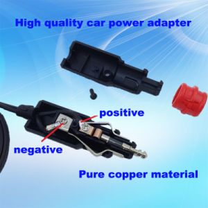 High Power 12V/24V Auto Extension DC Wire for Car Pump pictures & photos