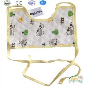 Kids Toddler Waterproof Cartoon Bibs Infant Baby Cotton Saliva Towel Bib pictures & photos