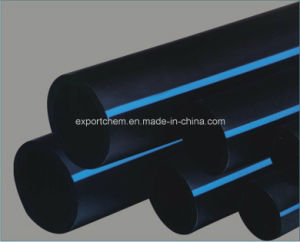 Virgin and Black PE100 HDPE for Making Pipe pictures & photos
