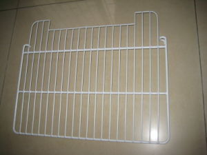 Powder Coated//Plastic Coated Wire Shelf for Refrigerators Use pictures & photos
