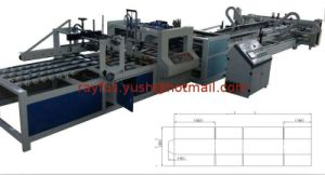 Automatic Folder Gluer Strapper for Corrugated Carton Box Making Machine pictures & photos