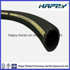 Smooth Surface Hot Tar and Asphalt Rubber Hose pictures & photos