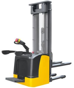Stand-on Type Electric Stacker (AC) pictures & photos