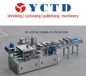 Automatic Carton wrapping Machine (YCZX35) pictures & photos