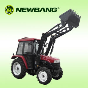 Luzhong Tractor with Front End Loader (LZ404) pictures & photos