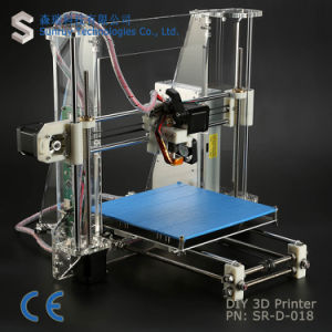 China Manufacturer Cheap 3D Printer Machine Kit pictures & photos